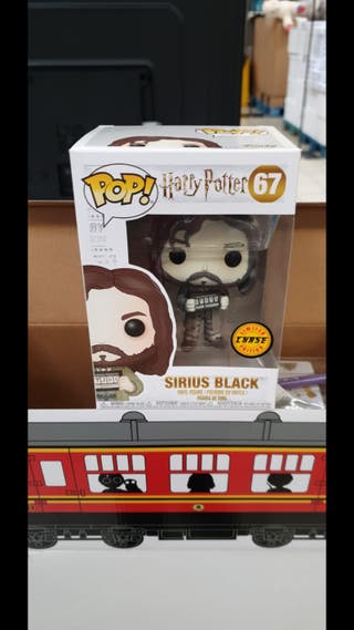 Funko pop sirius black chase