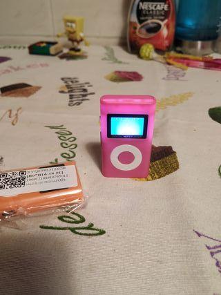 Precioso MP3, tipo iPod Classic nuevo x 20€