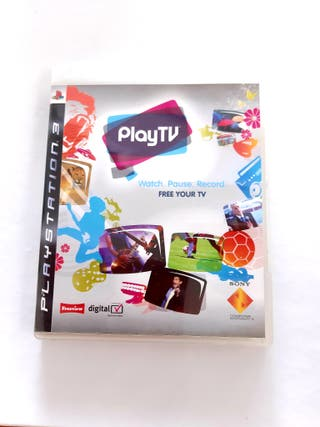 Juego play tv. Play station 3