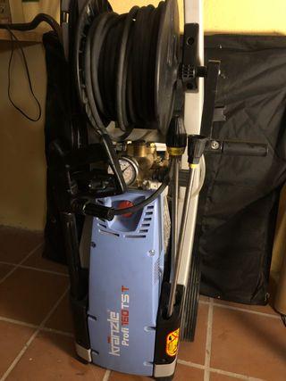 Hidrolimpiadora Kranzle 160 TST
