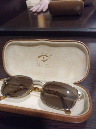 gafas vintage originales en perfecto estado