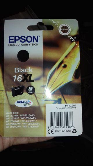 Cartucho Epson Black XL