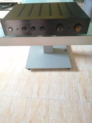 Amplificador Vincent + Cajas Wharfedale + DAC Fiio