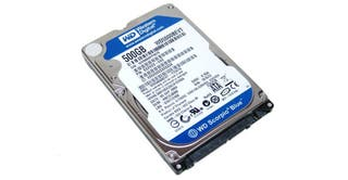 "Disco 2.5"" WD 500GB"