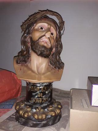 cabeza de cristo antiguo