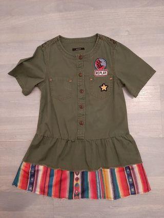 Vestido niña REPLAY KIDS