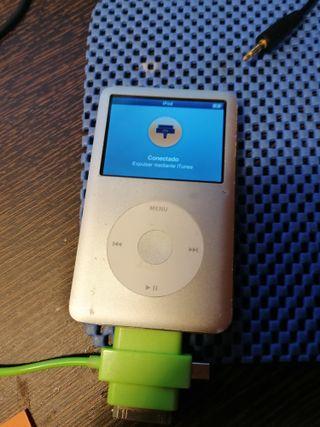 Ipod 5.5 Gen 128 GB Reemplazo Disco duro por SD