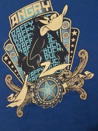 camiseta looney tunes vintage