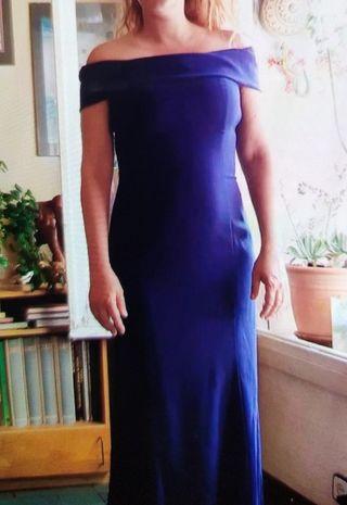 Vestido de fiesta(Rosa Clará)
