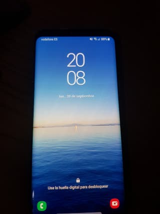 Vendo Samsung s8 orquidea