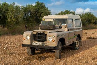 Land Rover Santana 88 1981