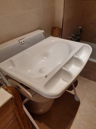 bañera bebe madrid