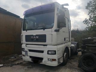Camión man 480cv