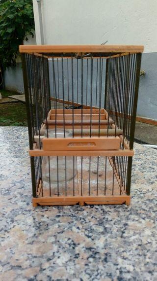 jaula para pajaros jilguero canario