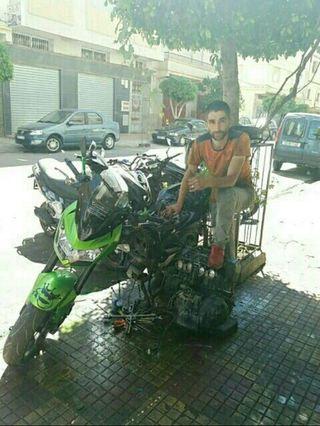 mecánico a domicilio motos 2t 4t y v6 y rotax