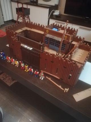 Fuerte de Playmobil Fort Bravo ref 3773