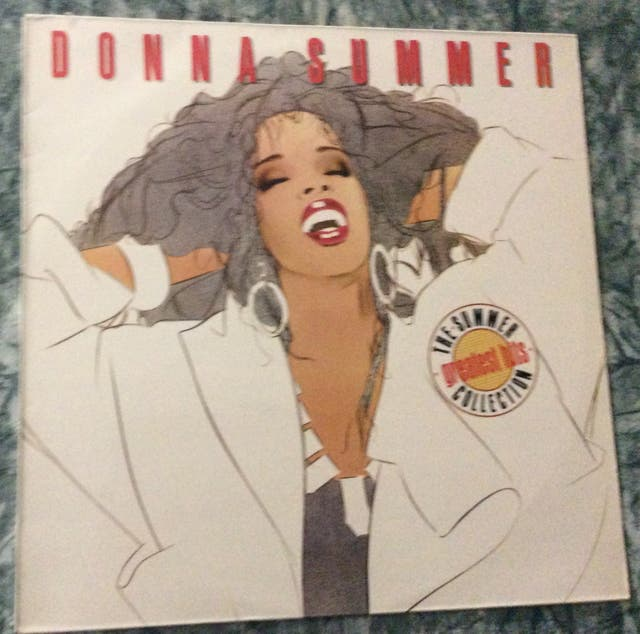 """Donna Summer """"The Summer Collection"""""""