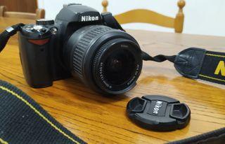 Nikon d60 usada