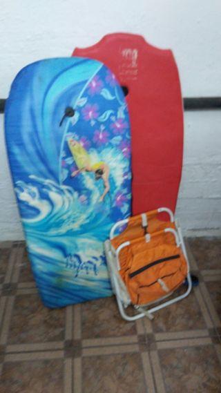 Pack Tablas de surf