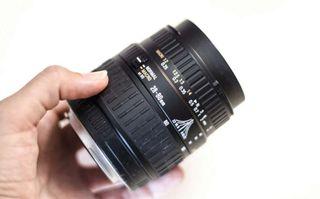 Objetivo Sigma AF Zoom 28-80mm Minolta Aspherical