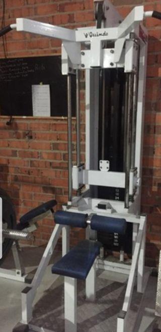 Gimnasio Máquinas de musculación