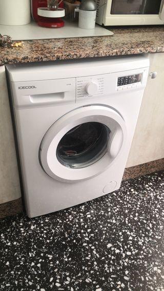 lavadora 7kg A++ en garantia