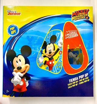 Disney Tienda De Campaña pop up Mickey Mouse