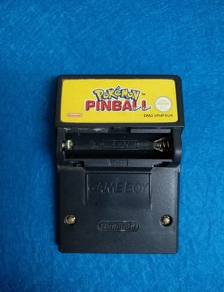 Game Boy - Pokemon Pinball