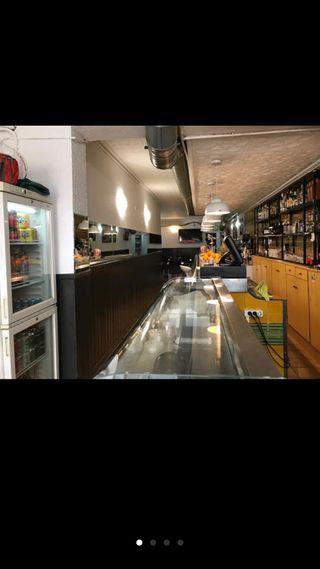 Traspaso bar/restaurante c3
