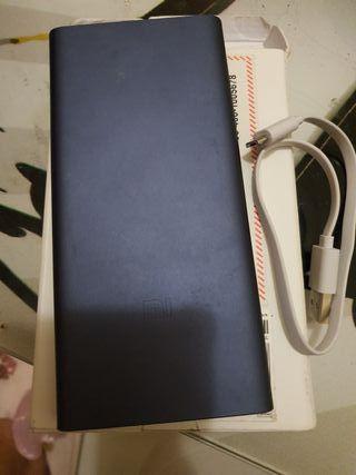 bateria portátil xiaomi
