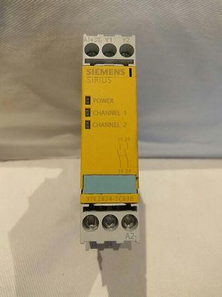 Relé de seguridad Siemens ( Nuevo )