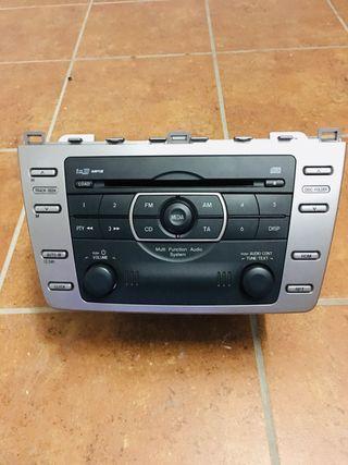 Radio para Mazda 6