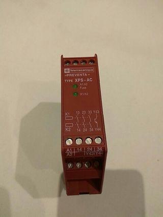Relé de seguridad de Telemecanique Preventa 3NO