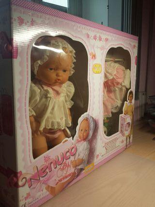 Muñeco Nenuco Newborn famosa