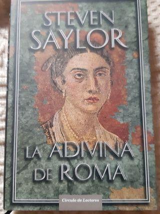 STEVEN SAYLOR La Adivina de Roma
