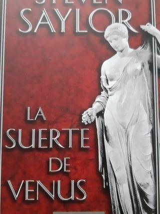 STEVEN SAYLOR La Suerte de Venus