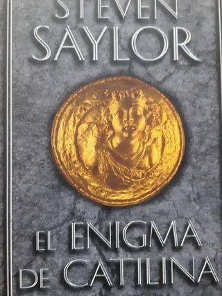 STEVEN SAYLOR El enigma de Catilina