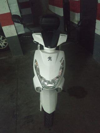 Moto Kisbee 100 , solo 10000km