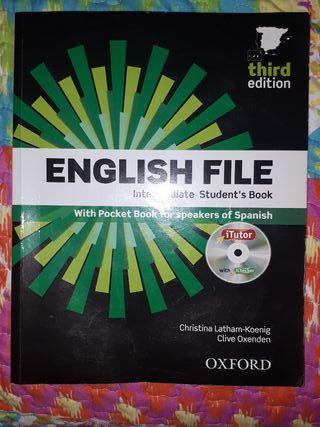 LIBRO INGLES INTERMEDIATE OXFORD 3 ED