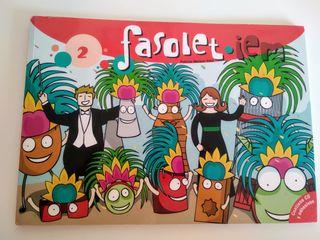 Libro música FASOLET 2
