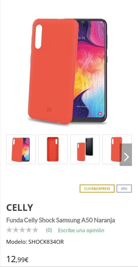 Fundas Samsung Galaxy A50