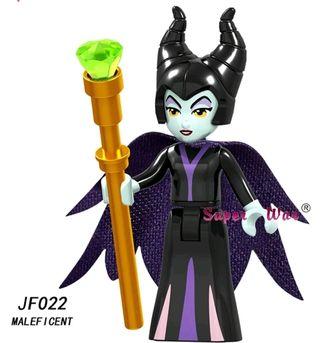 minifigura tipo lego Maléfica Disney muñeco nuevo