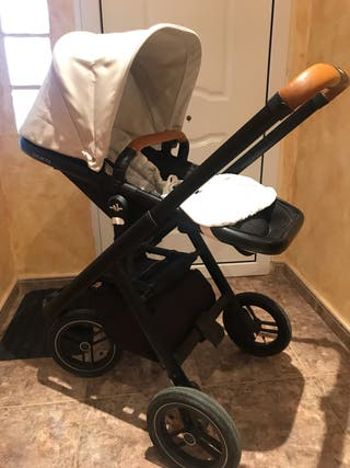 Se vende carrito bebe neonato puro