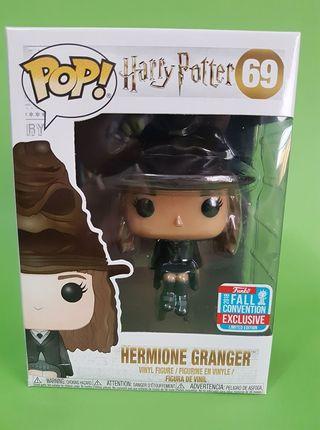Hermione Granger NYCC 2018 Funko Pop Harry Potter