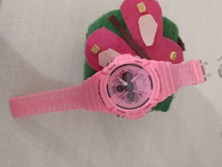 Reloj GMT mujer DualMaq sumergible deportes