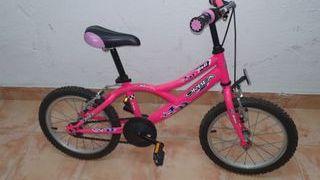 """Bicicleta Orbea niña 16"""""""