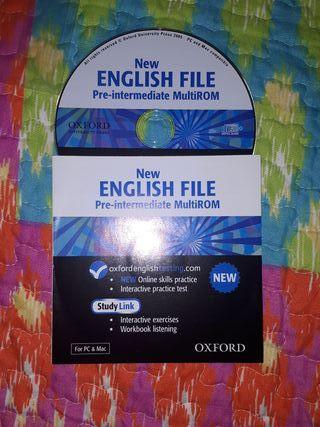 CD INGLES PREINTERMEDIATE OXFORD