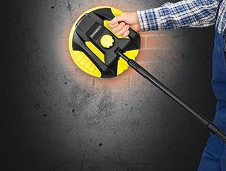 Cepillo limpiador superficies para hidrolimpiadora