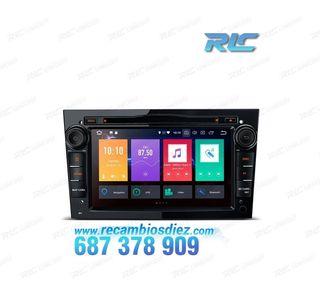 "RADIO DVD GPS LCD TÁCTIL 7"" OPEL CORSA ASTRA MERIV"