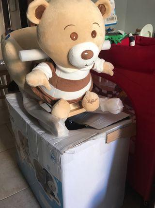 Balancín oso nuevo. Ideal para regalo